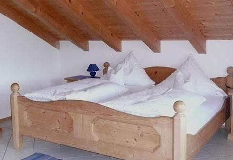Doppelzimmer Bad Heilbrunn mit Balkon